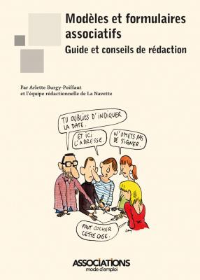 Modèles et formulaires associatifs - Guide et conseils de rédaction