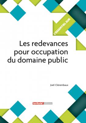 Les redevances pour occupation du domaine public