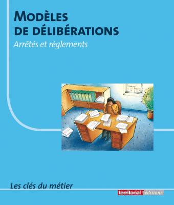 Modèles de délibérations : Administration générale - Organisation générale - Intercommunalité