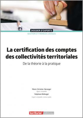 La certification des comptes des collectivités territoriales