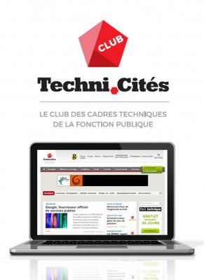 Le Club Techni.cités - Abonnement 1 an