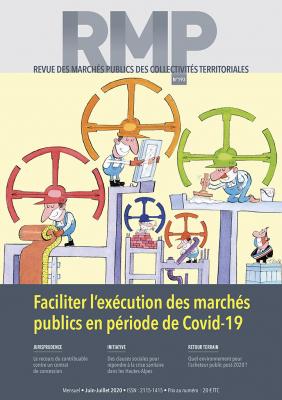 La revue des marchés publics