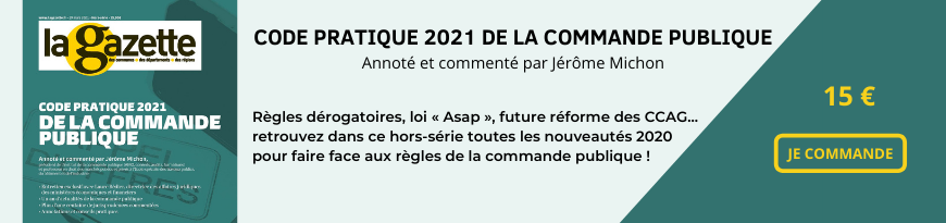 Territorial - Bannière Gazette commande publique